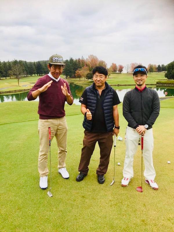 みんなのゴルフ大会メンバー